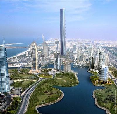 Лучшие проекты небоскрёбов мира