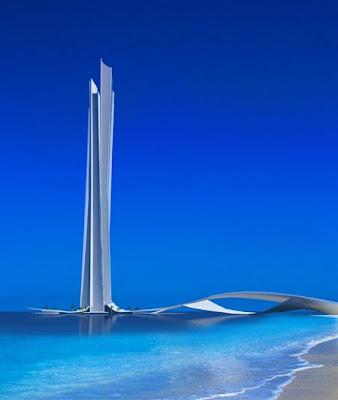 Фото лучших проектов небоскребов мира