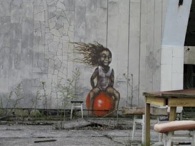 прикольное рисунки граффити