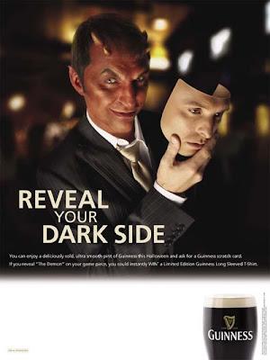 Креативная реклама и Хеллоуин (Halloween)