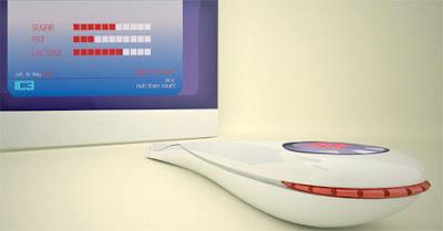 Столовый набо IC3 от дизайнера Алекса Шульца