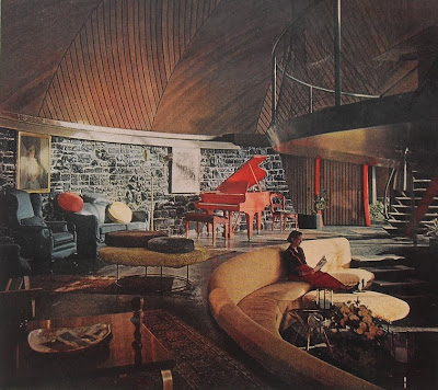 Contemporary Architecture And Interiors Of The 1950s 28 Images 1950s Interior Design And