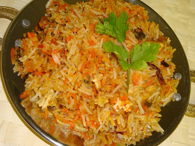 how to cook low starch rice