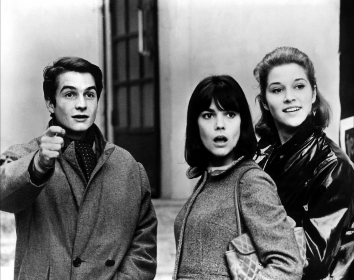 Jean-Luc Godard, director