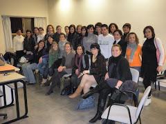 El equipo de terapeutas PIDEX