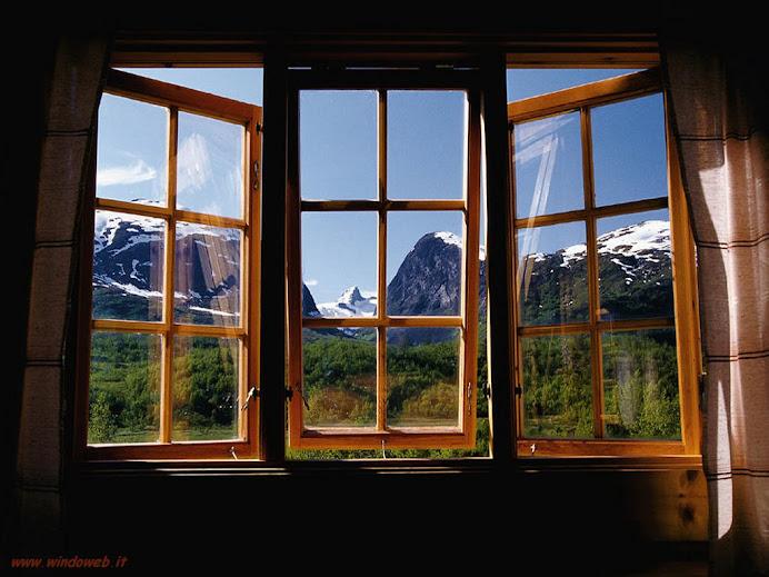 Al mattino...non dimenticare di aprire le finestre...