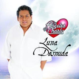 Los Ángeles De Charly - Luna Desnuda   Cumbia