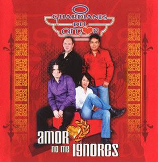 Guardianes Del Amor - Amor No Me Ignores | Cumbia