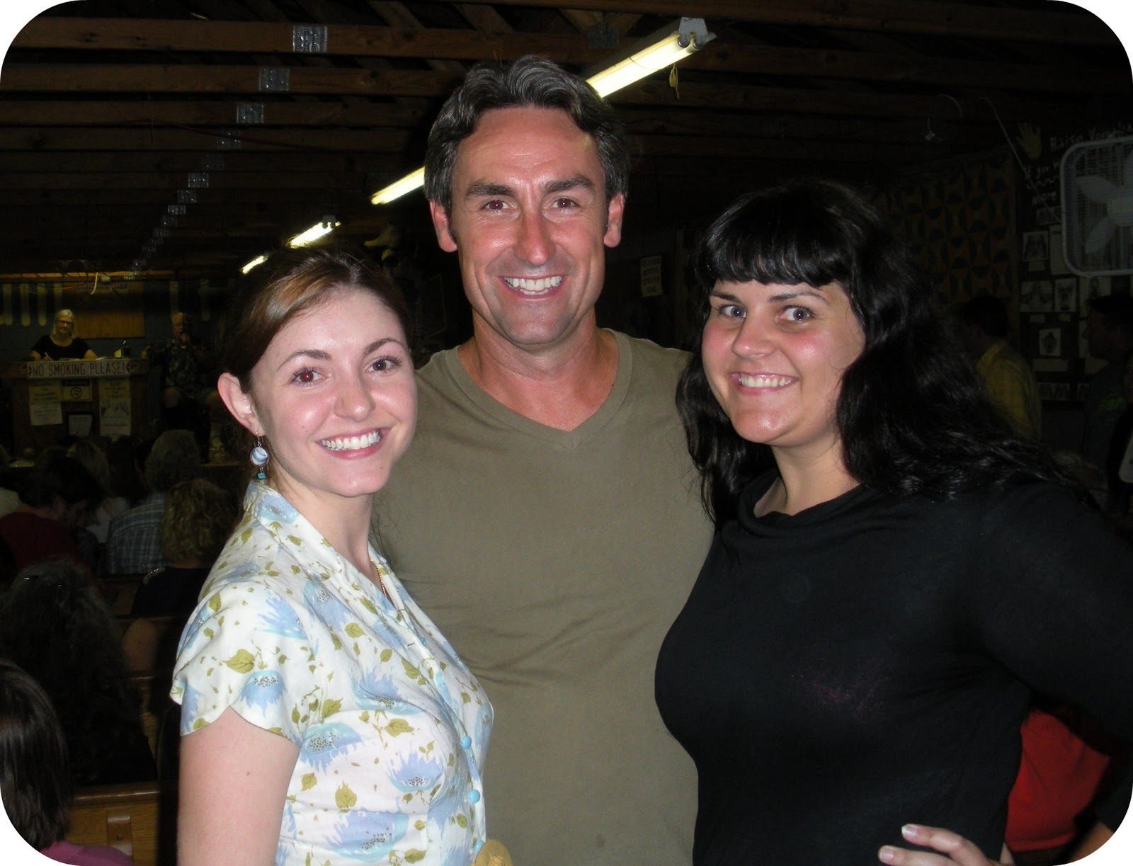 Who is danielle dating on american pickers