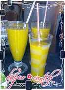 fruithree juice dapur cantik