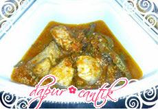 asam padeh ikan tongkol dapur cantik