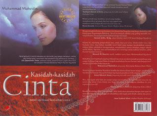 Novel Spiritual Kasidah-Kasidah Cinta-kkts
