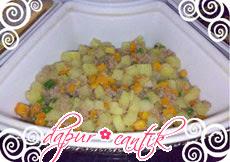 oseng kentang wortel dapur cantik