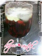 es kacang merah dapur cantik