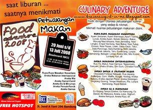 Food Adventure 2008