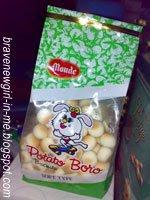 Potato Boro dari Monde