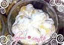 Gambar Kue Putri Salju Telur (Lebaran)