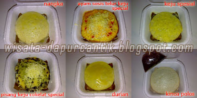 Surabi Durian HADE Gambar