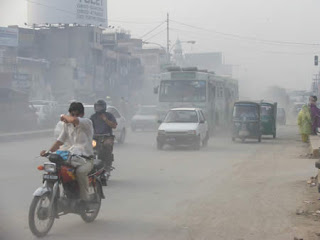 Air Pollution in Kathmandu
