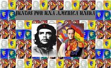 Ernesto Che Guevara e Simón Bolívar
