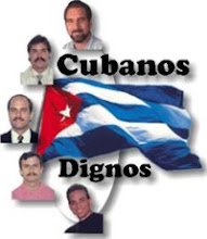 5 Cubanos Antiterroristas, presos nos EUA desde 1998