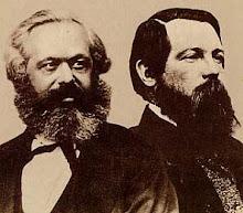 Karl Marx e Friendrich Engels