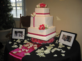 3-tier (extra deep) square fondant