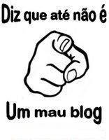 ♥  Selinho indicado pelas Meninas Super Sapatosas