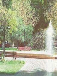 Plaza Juan Bautista Alberdi