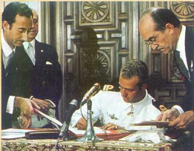 king juan carlos i of spain. King Juan Carlos I of