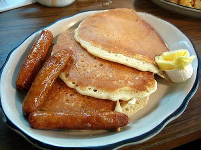 American Pancakes...