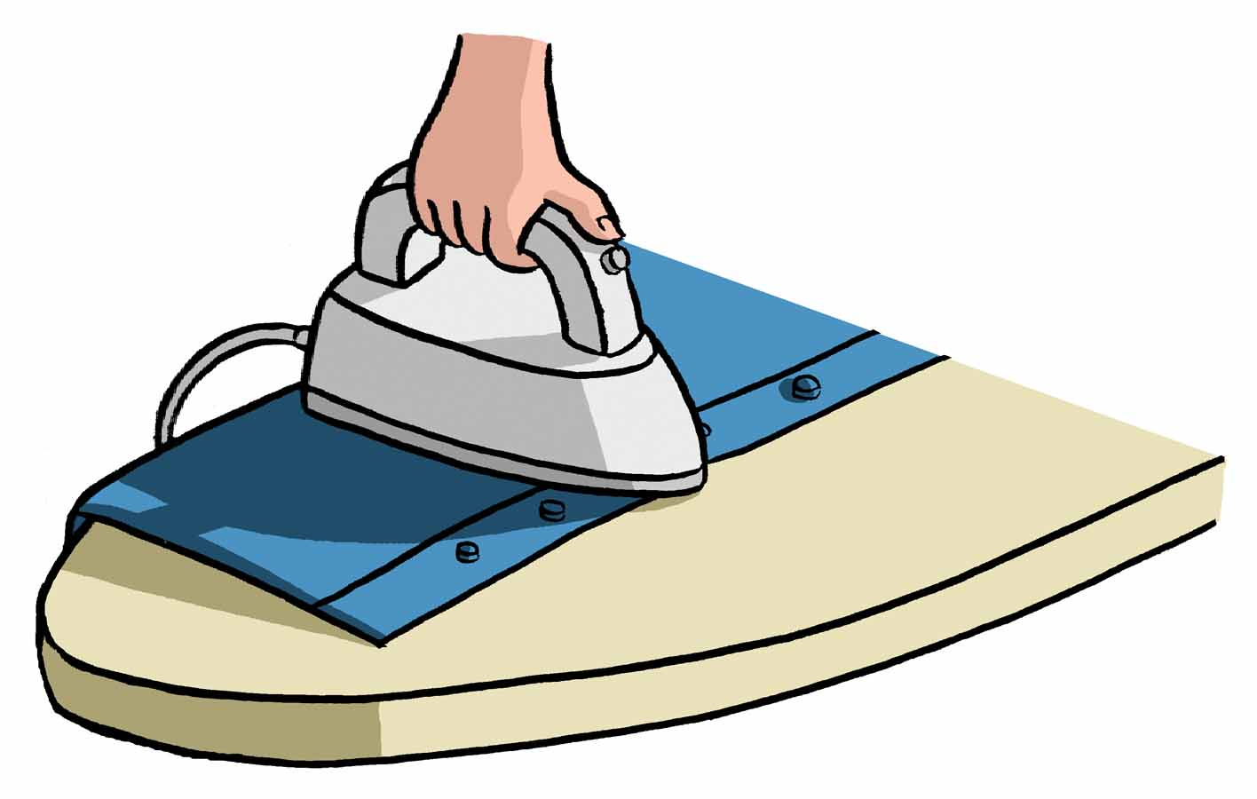 Cartoon Clothes Iron ~ How to iron a shirt the butler speaks