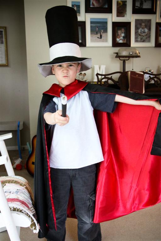 Сшить костюм фокусника для ребенка своими руками 88