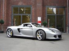 Gambar mobil Porsche Carrera GT