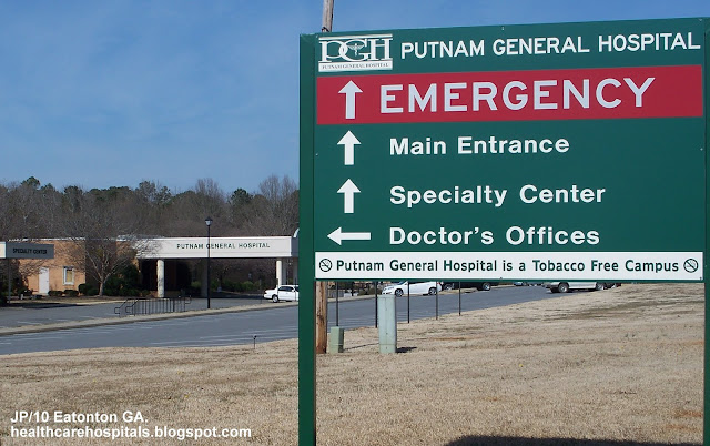 Putnam Hospital Emergency Room Number