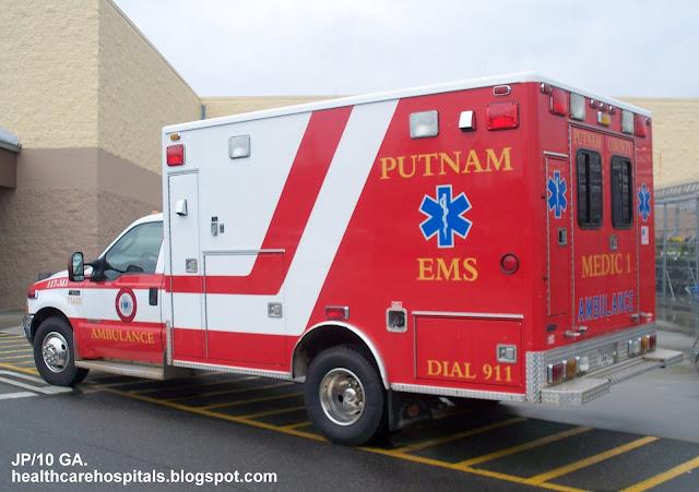 Putnam Hospital Emergency Room Phone Number