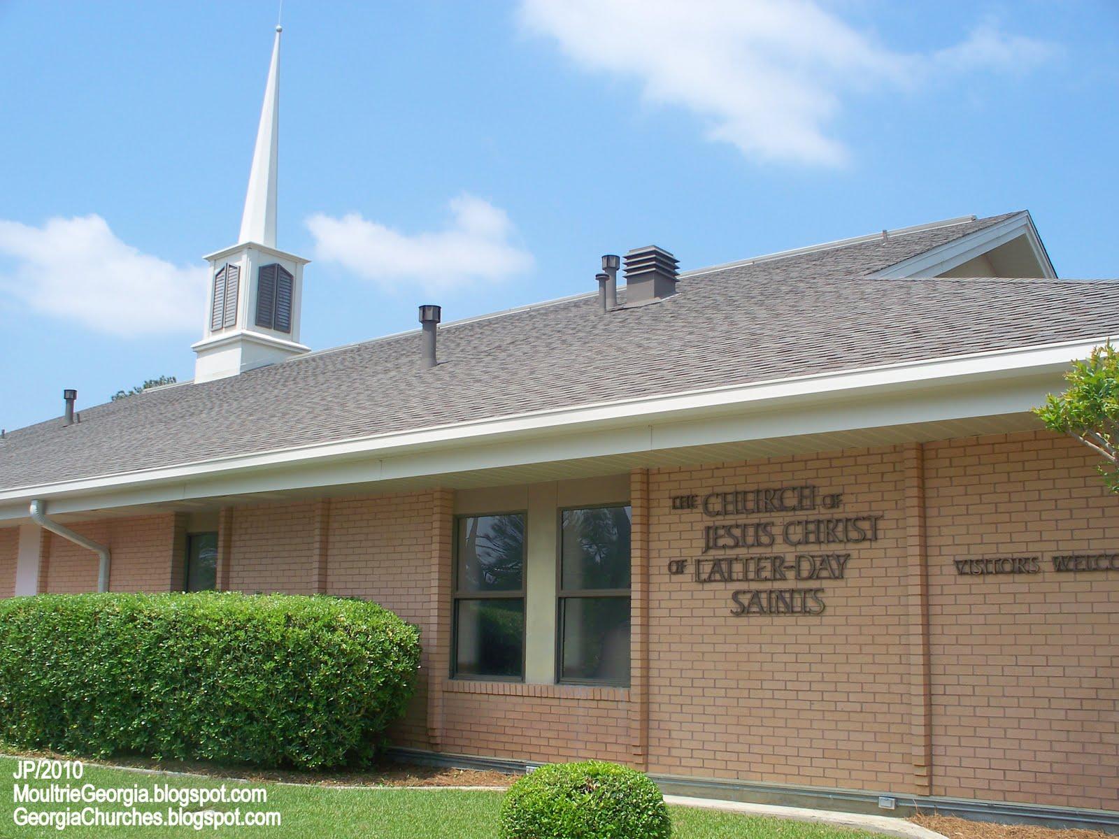 ga fl al church first baptist catholic methodist