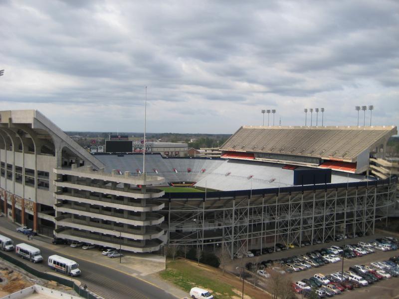 Jordan Hare Stadium Auburn