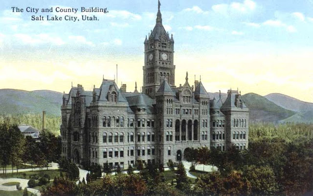 Salt Lake City County Building Hours