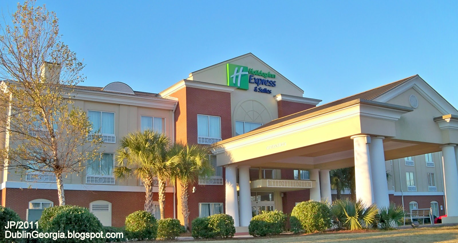 Holiday Inn Express Dublin Georgia Hwy 441 South Suites Hotel Lodging Ga