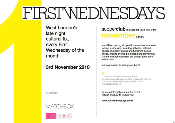 Have a sneak peak at what Nov 3rd First Wednesday's tour has in store!