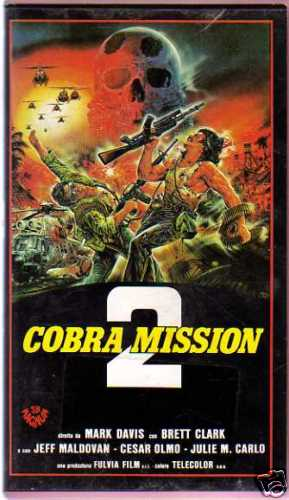 Cobra Mission 2 movie