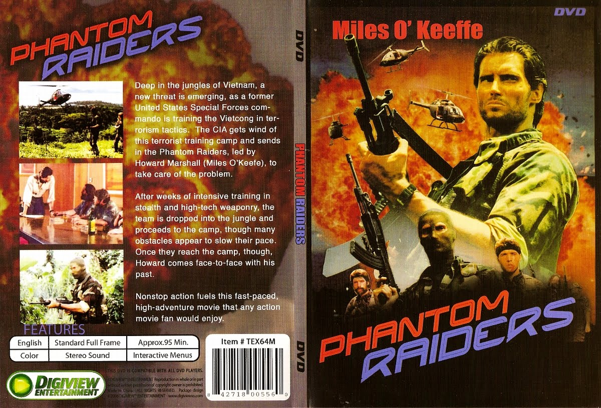 Phantom Raiders movie