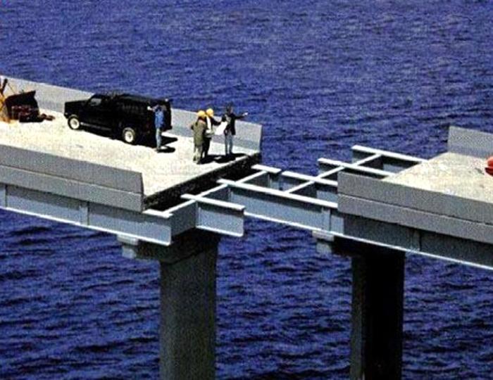 Jembatan Salah Sambung