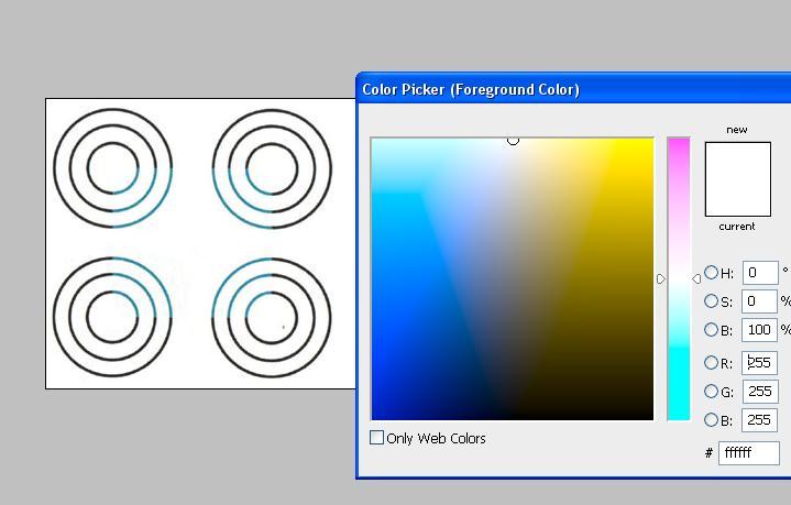 Pengujian Warna Dengan Color Pickter