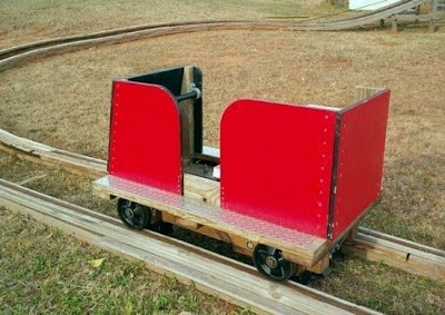 kereta luncur sederhana buatan sendiri