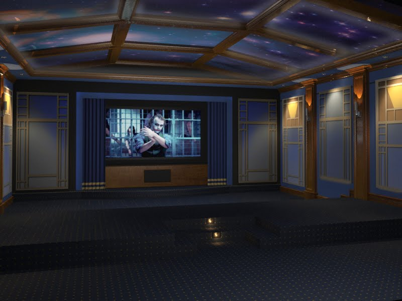 Home Theater Design And Beyond By 3 D Squared Inc Decorative Acoustic Panels