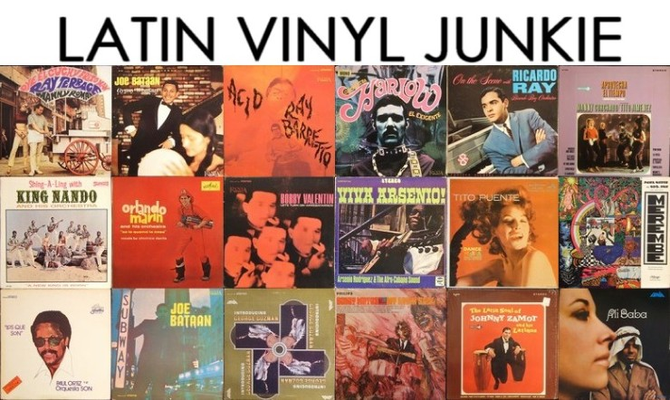 Latin Vinyl Junkie - LVJ