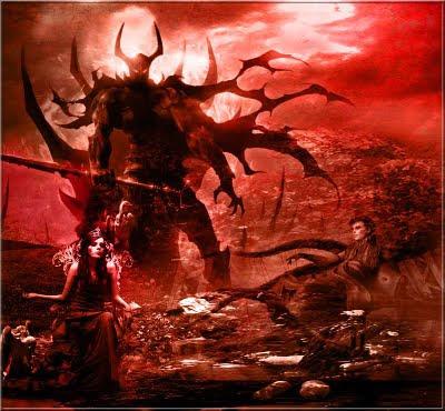 Ataque ao Parthenon (Missão) Demonios