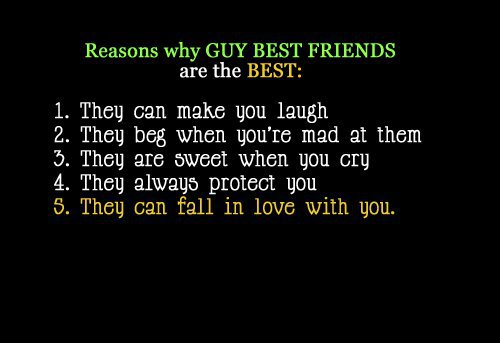 Quotes Having Male Best Friend : I love my best guy friend quotes